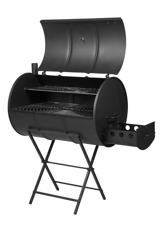 Barbecue grill product photography London