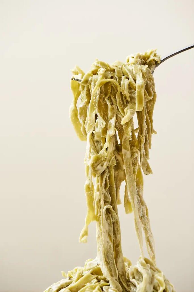 Tagliatelle pasta london food photographer