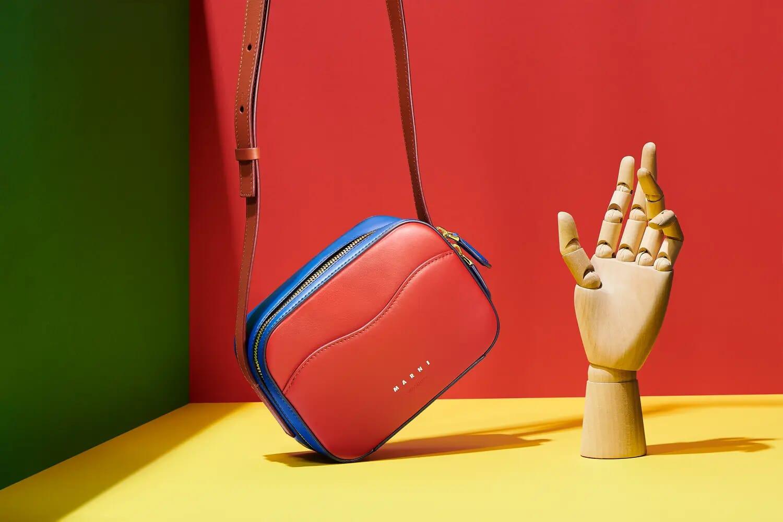Marni purse london creative still life photography